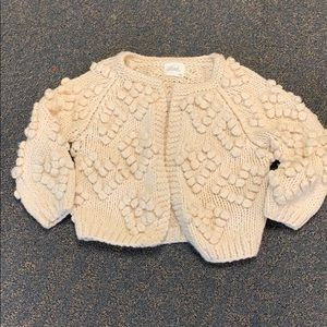 Heart sweater from Chicwish